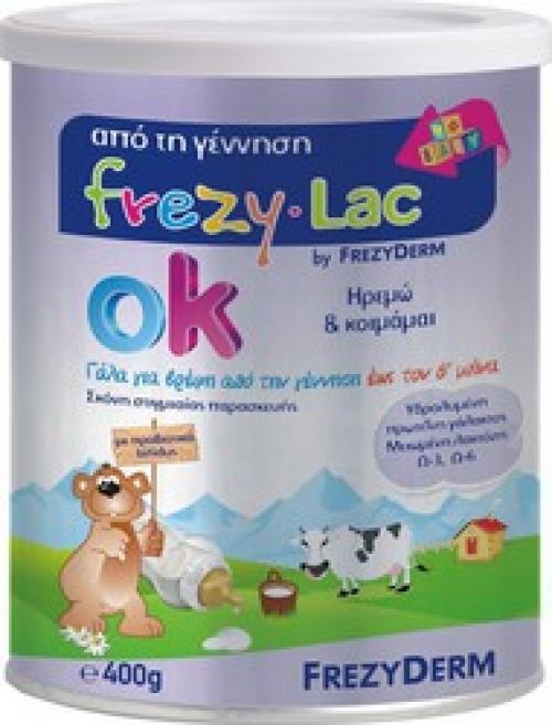 Frezyderm Γάλα Frezylac OK 400gr