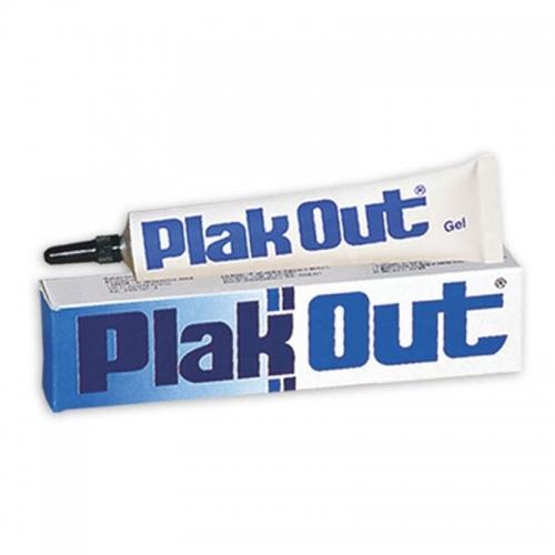Plak Out Gel, Τζελ Διγλυκονικής χλωρεξιδίνης 0,2%, για τοπική εφαρμογή σε στοματίτιδες από οδοντοστοιχίες, εξαγωγές δοντιώ.