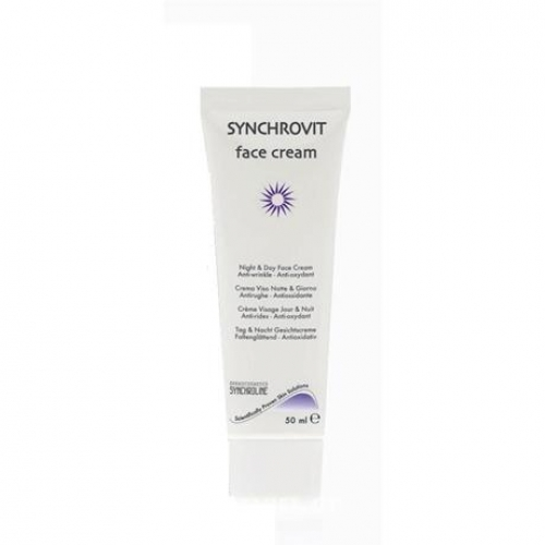 Synchroline Synchrovit Face Cream 50ml