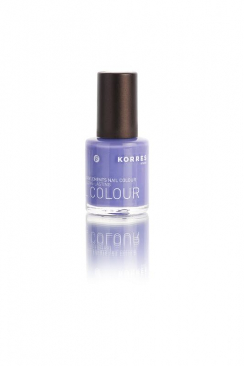Korres Nail Color 76 Lavander 10ml
