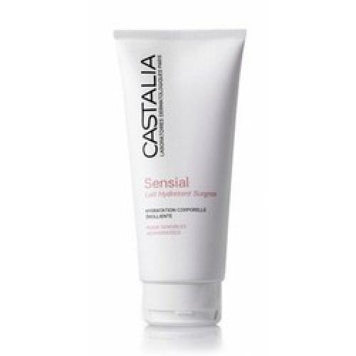 Castalia Sensial Lait Hydratant Surgras 200ml