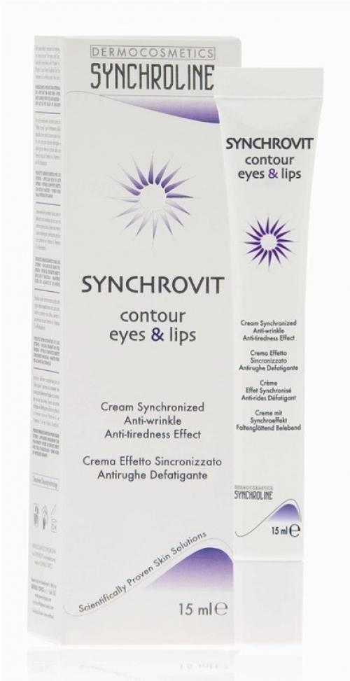 SYNCHROVIT contour eyes & lips 15ml