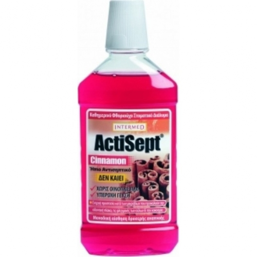 Intermed Actisept Cinnamon 500ml