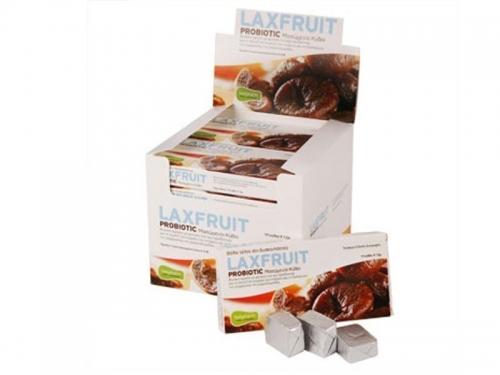 Laxfruit Probiotic Προβιοτικοί Μασώμενοι Κύβοι (10 τμχ)
