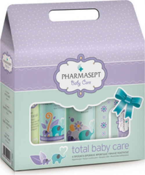 Tol Velvet Total Baby Care Kit