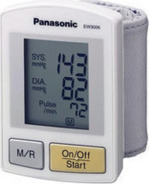 Panasonic Diagnostec EW-3006 Αυτόματο Πιεσόμετρο Χειρός