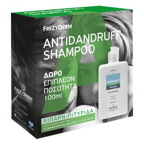 Antidandruff Shampoo 200ml με Δώρο Επιπλέον Ποσότητα 100ml