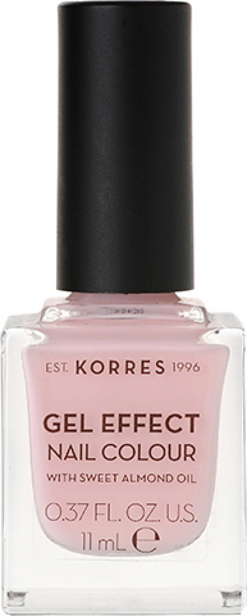 Gel Effect Nail Colour 5 Candy Pink 11ml