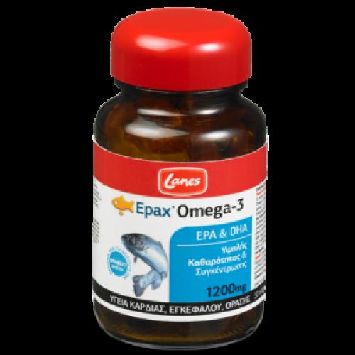 Epax® Omega-3 30 Κάψουλες