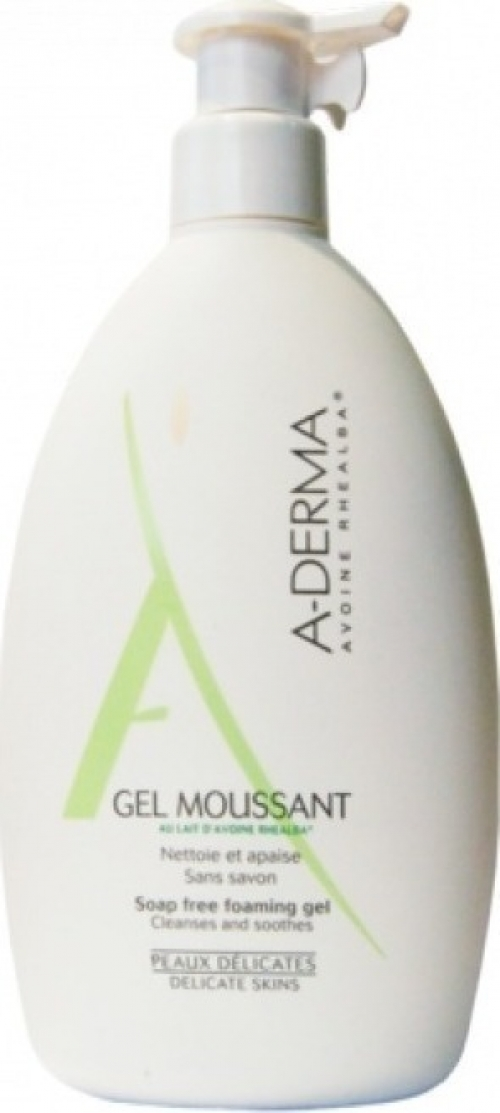 A-DERMA GEL MOUSSANT APAISANT 250 ml
