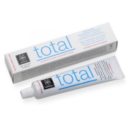 TOTAL Οδοντόκρεμα για Ολοκληρωμένη Προστασία με πρόπολη & δυόσμο 75ml