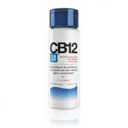 CB12 Εξαλείφει τα αίτια της κακοσμίας του στόματος.