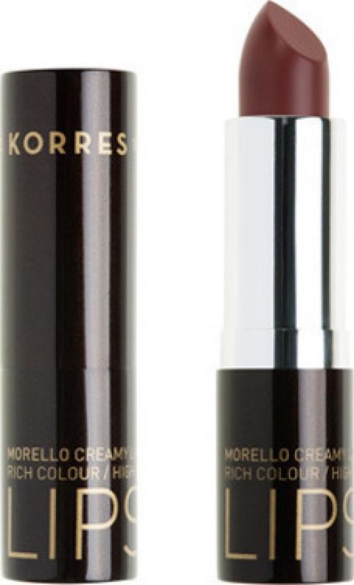 Morello Creamy Lipstick No 34, Mocha Brown 3.5gr