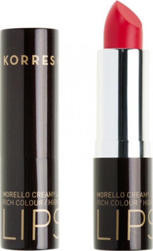 Morello Creamy Lipstic 6ml, LUMINOUS CORAL 44