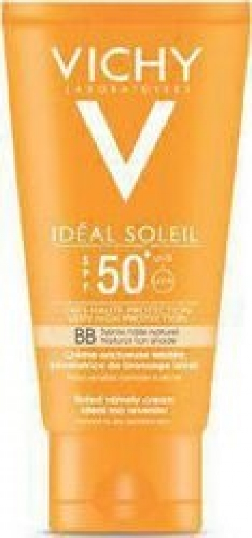 Vichy Ideal Soleil BB Tinted Velvety Cream SPF50+ 50ml