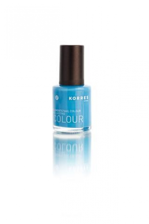 NAIL COLOUR 86 AZURE BLUE