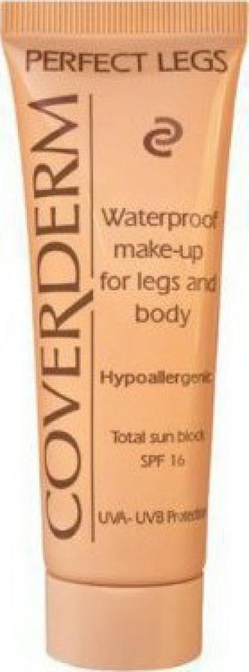 Coverderm Perfect Legs Waterproof 03 SPF16 50ml