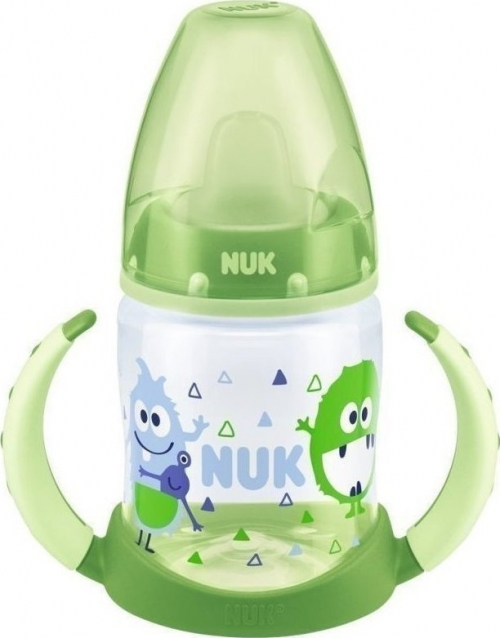 Nuk First Choice 6-18m Πράσινο Τερατάκια