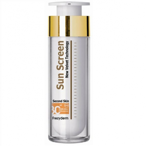 SUN SCREEN VELVET FACE SPF 30,50ml