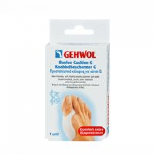 GEHWOL Bunion Cushion G (1 Τεμ) (Προστατευτικό κέλυφος για κότσι G)