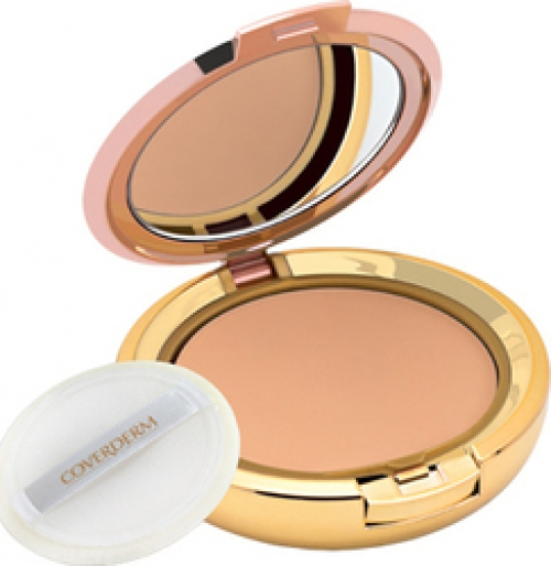 Coverderm Compact Powder Normal Skin No04Α 10g
