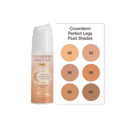 Coverderm Perfect Legs Fluid spf 40 No62 75ml