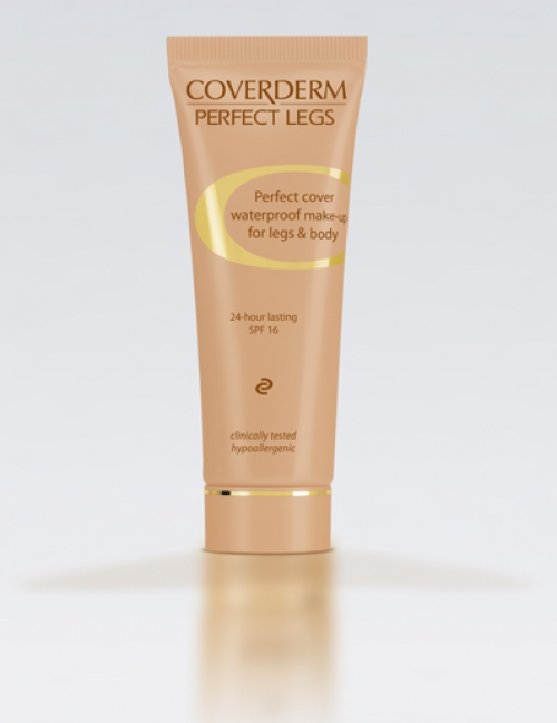 Coverderm Perfect Legs No4  50ml