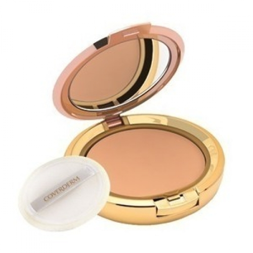 Coverderm Compact Powder Oily-Acneic Skin No 01A 10g