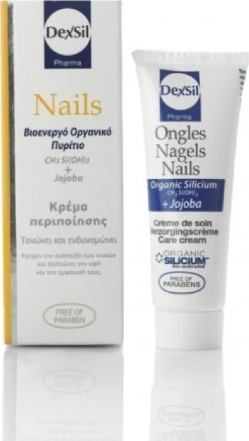 Nails Organic Silicium Gel 30ml