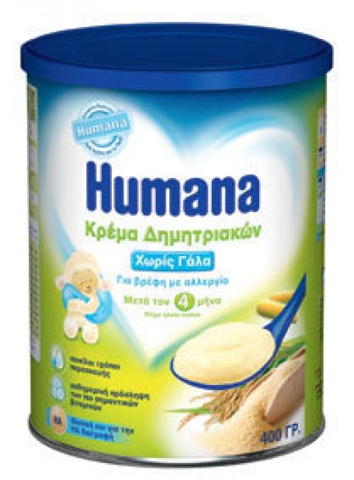 Κρέμα Δημητριακών, Χωρίς Γάλα, 400gr