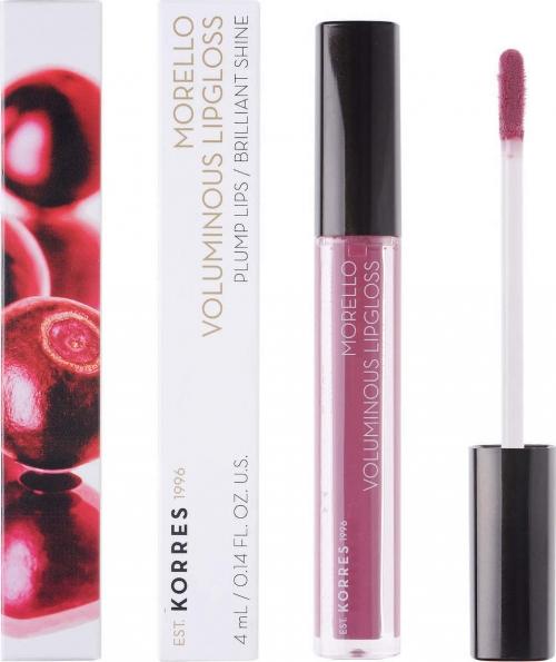 Morello Voluminous Lip Gloss 27 Berry Purple