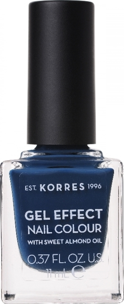 Gel Effect Nail Colour 84 Indigo Blue 11ml