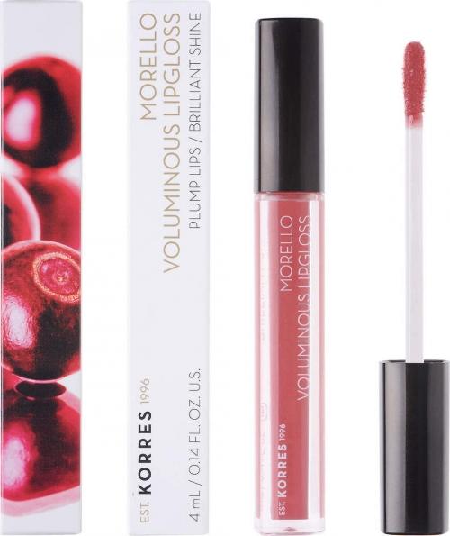 Morello Voluminous Lip Gloss 16 Blushed Pink
