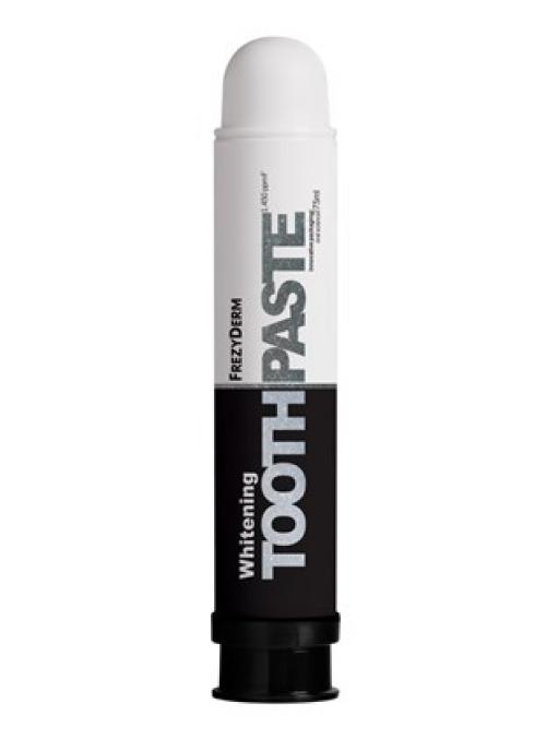Λεύκανση  WHITENING TOOTHPASTE Λευκαντική δράση αποδεδειγμένη σύμφωνα με τον δείκτη FT/PAV Νεώτερης τεχνολογίας άρωμα που χαρίζει παρατεταμένη γεύση και δροσιά Με Φθόριο 1.450ppm