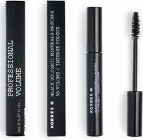 Black Volcanic Minerals - Professional Length Mascara 01 Black 7.5ml