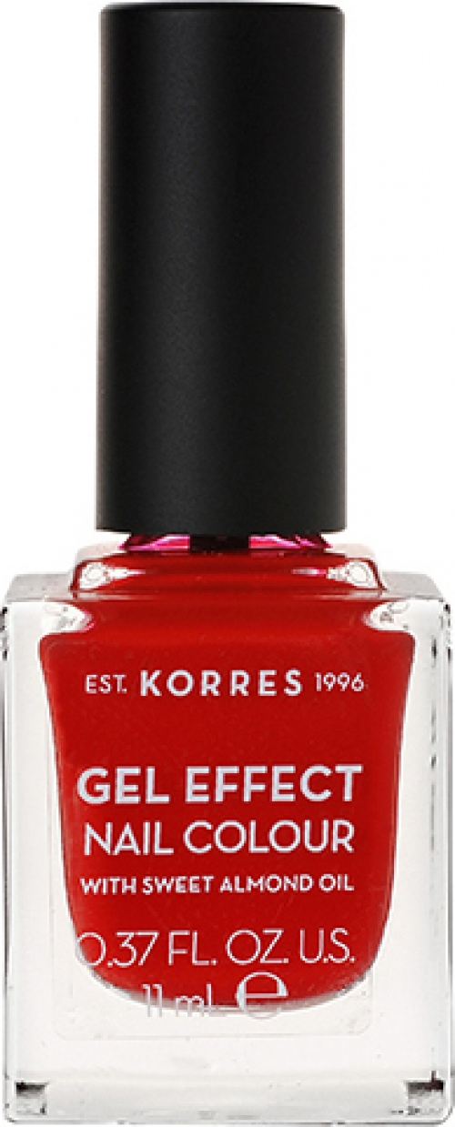 Gel Effect Nail Colour 53 Royal Red 11ml