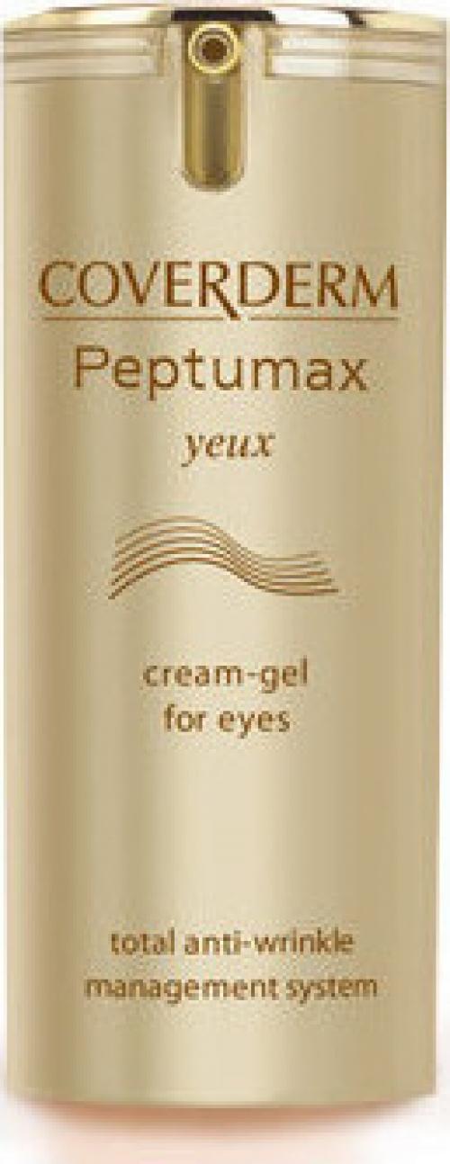 Peptumax Yeux Αντιρυτιδική Κρέμα Ματιών 15ml. Αντιρυτιδική κρέμα με  πεπτίδια για αποτελεσματική και κλινικά αποδεδειγμένη αντιμετώπιση των ρυτίδων γύρω από τα μάτια.
