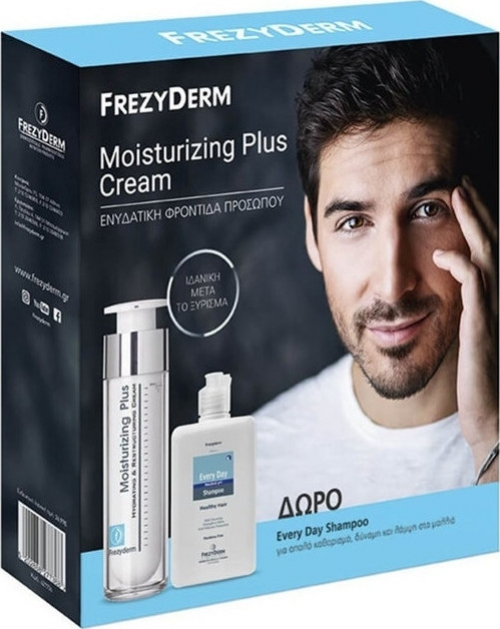 Frezyderm Moisturizing Plus Cream & Every Day Shampoo