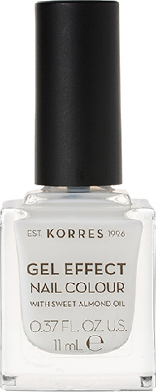Gel Effect Nail Colour 2 Porcelain White 11 ml
