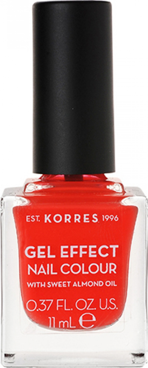Gel Effect Nail Colour 45 Coral 11ml