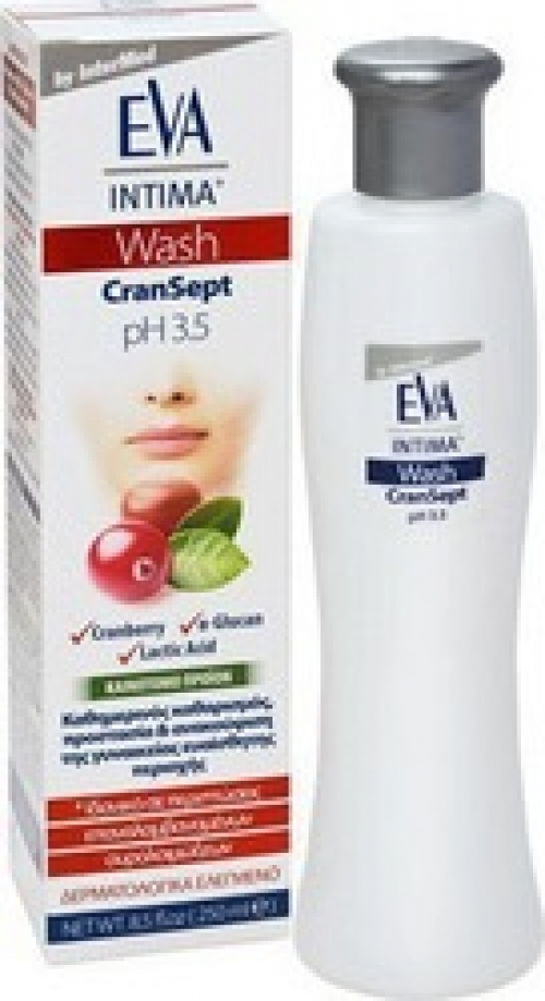 EVA INTIMA WASH CRANSEPT PH 3.5 250ML