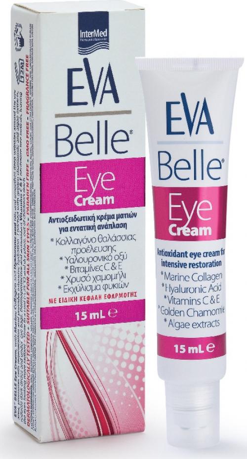 Eva Belle Eye Cream for Intensive Restoration 15ml
