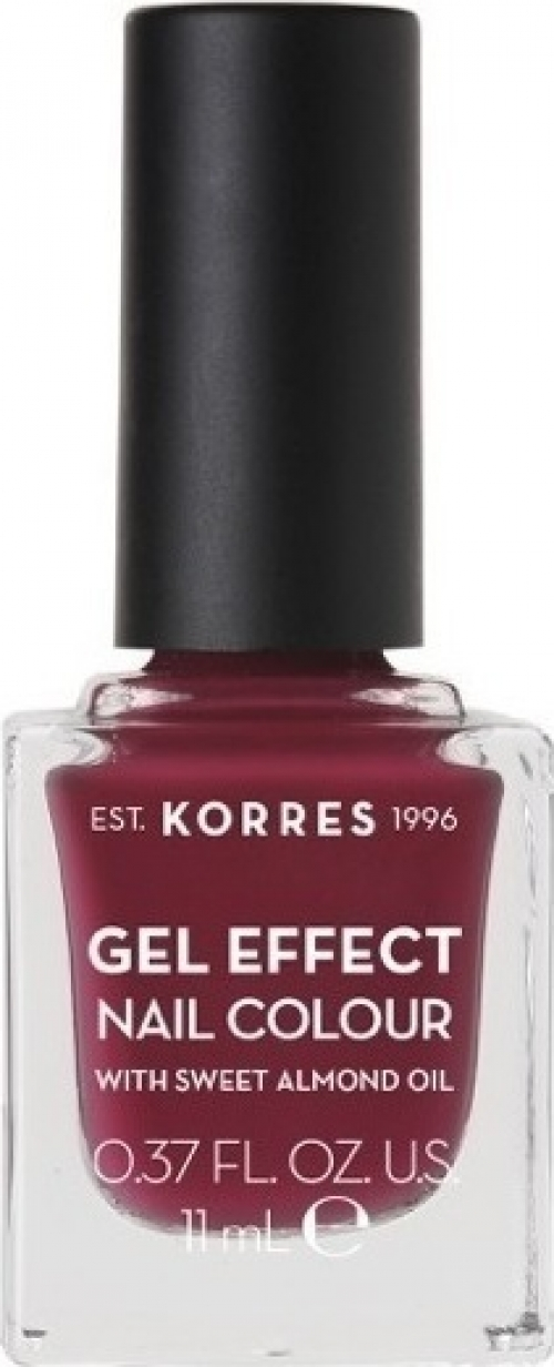 Gel Effect Nail Colour 74 Berry Addict 11ml