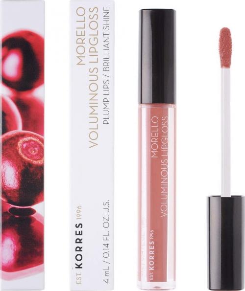 Morello Voluminous Lip Gloss 04 Honey Nude