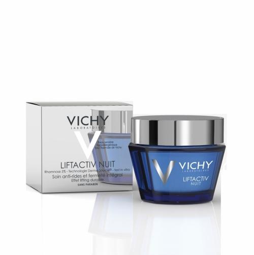 VICHY LIFTACTIV NIGHT SUPREME CREAM 50ML