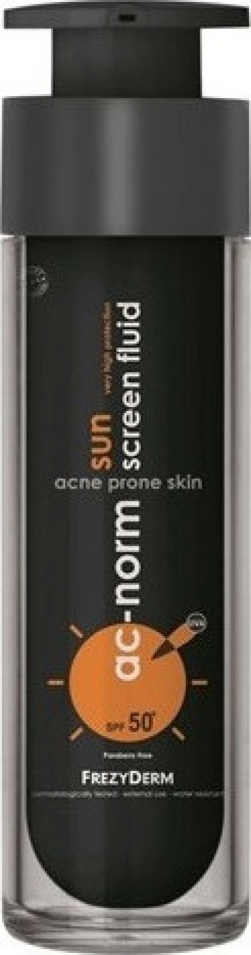 Frezyderm Ac-Norm Sunscreen Fluid Sun SPF50+ 50ml