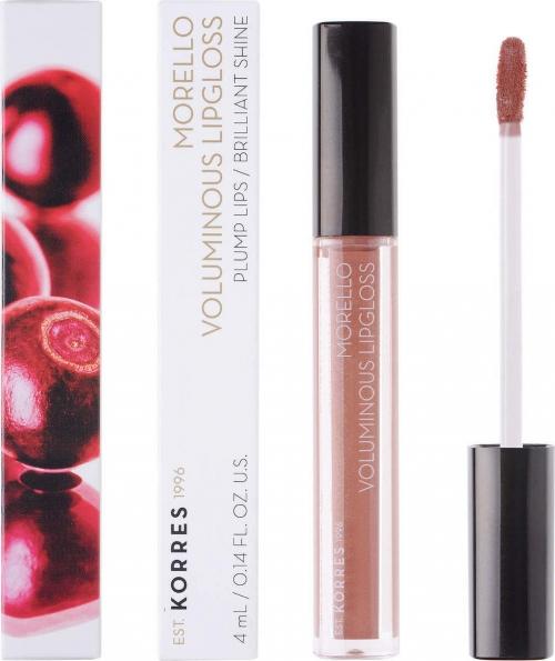 Morello Voluminous Lip Gloss 31 Bronze Nude