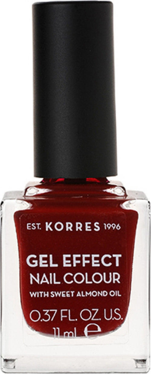 Gel Effect Nail Colour 59 Wine Red  11ml