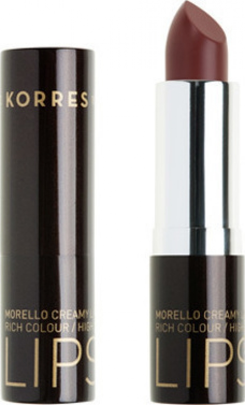 Morello Creamy Lipstick No 34, Mocha Brown 3.5gr