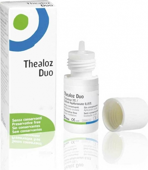 Thea Synapsis Thealoz Duo Eye Drops 10ml